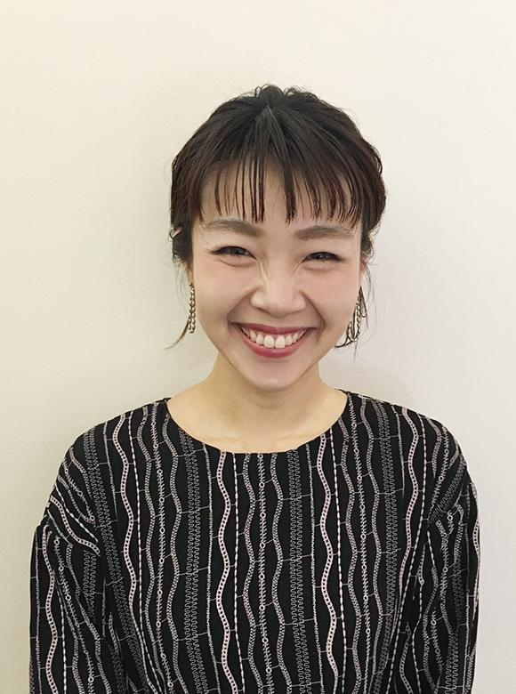 埼玉県富士見市の美容室hair ma鶴瀬店勤務スタッフ 有山智子